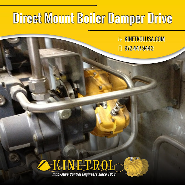 Direct Mount Damper Drive