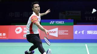 Live Skor Victor China Open 2019