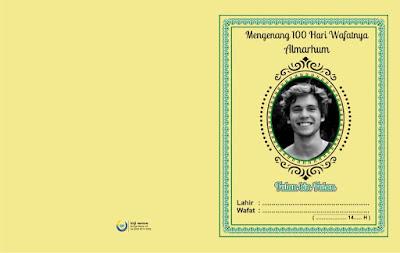 Cara Membuat Buku Yasin Sendiri Mulai dari Desain Cover, Jilid dan Finishing, cover yasin