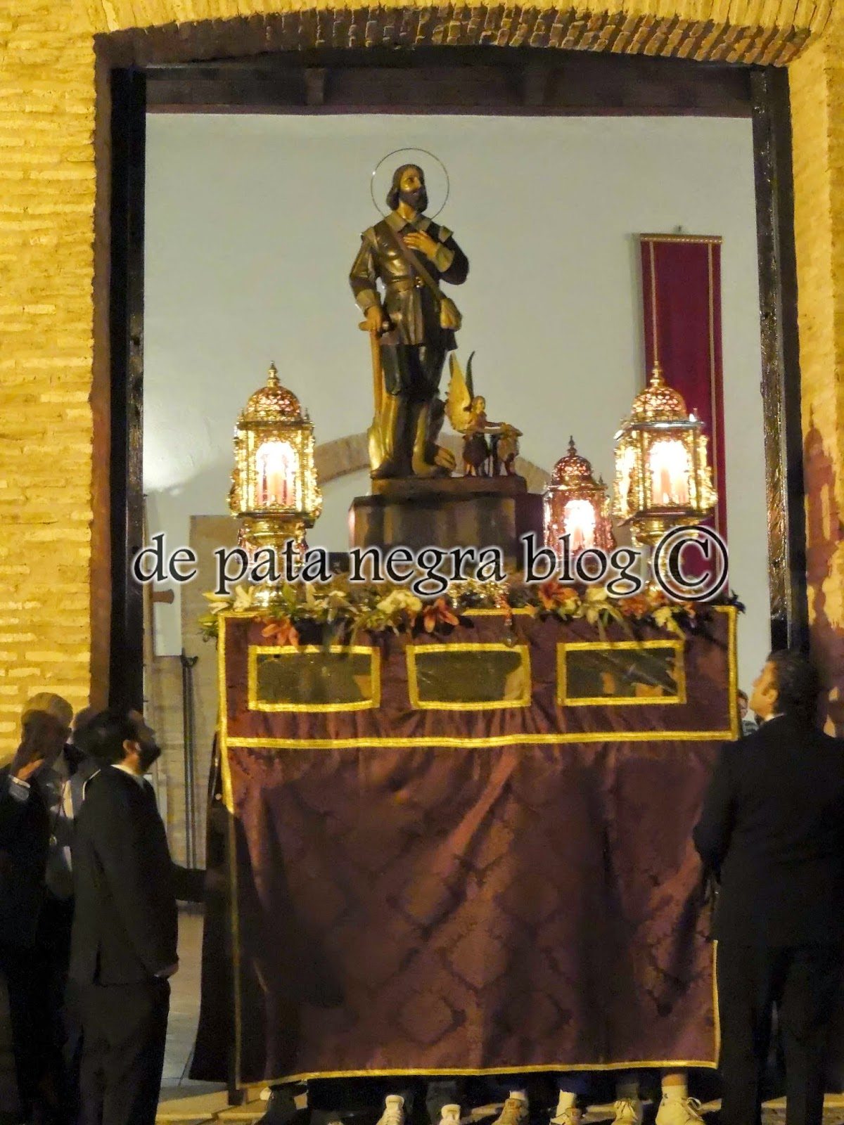 Igualá y ensayo para la cuadrilla San Isidro de Almagro