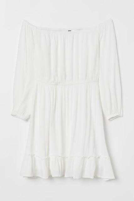 H&M+ Off-the-shoulder Dress