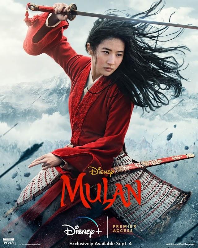 Mulan | live action da percussora do empoderamento feminino no universo das princesas
