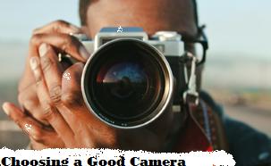 choose a camera