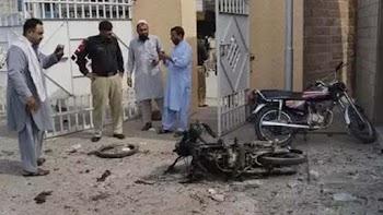 पाकिस्तान में महिला ने किया आत्मघाती हमला, नौ लोगों की मौत, तालिबान ने ली हमले की जिम्मेदारी