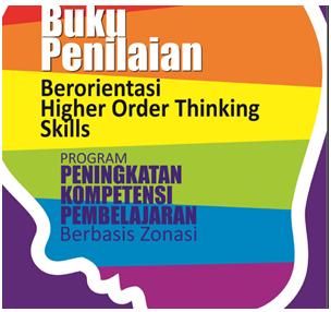 Buku Penilaian HOTS Dalam PKB/PKP 2019