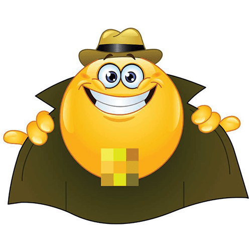 Flasher Smiley