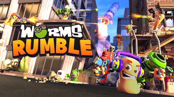 Worms Rumble Review: A Battle Royale That Deposits But With a Little Weak Content PC PS4 PS5