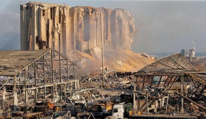 Duka Ledakan Belum Sembuh, RS Lebanon Kini Kewalahan Hadapi...