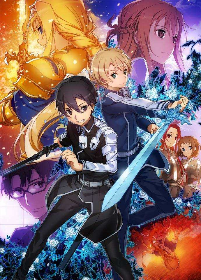 SAO Alicization, Anime SAO Alicization,Tải Về SAO Alicization