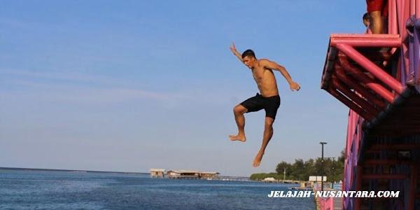 rencana perjalanan paket wisata private trip pulau tidung