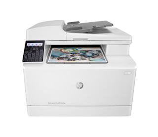 HP Color LaserJet Pro MFP M183fw Driver Download