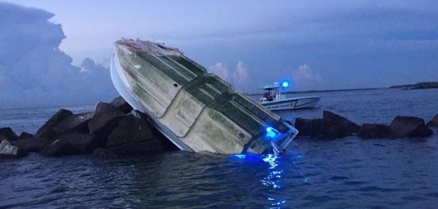 La orden de allanamiento, dada a conocer por el abogado estatal de Miami-Dade, alega que los investigadores encontraron evidencia que el conductor del bote iba a exceso de velocidad y conduciendo con 'temeridad'