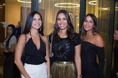 Farah Alfonseca, Annie Fiorentino y Hidalma De Castro