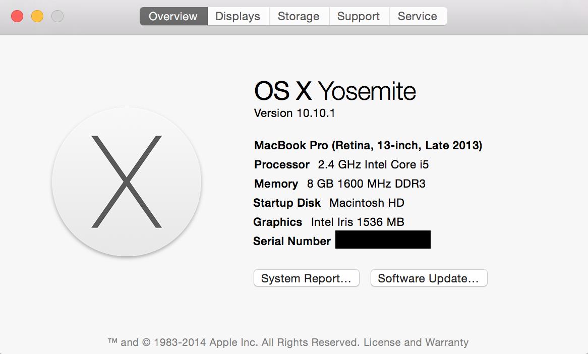 marcin rozanski: MacBook Pro Retina SSD vs Transcend