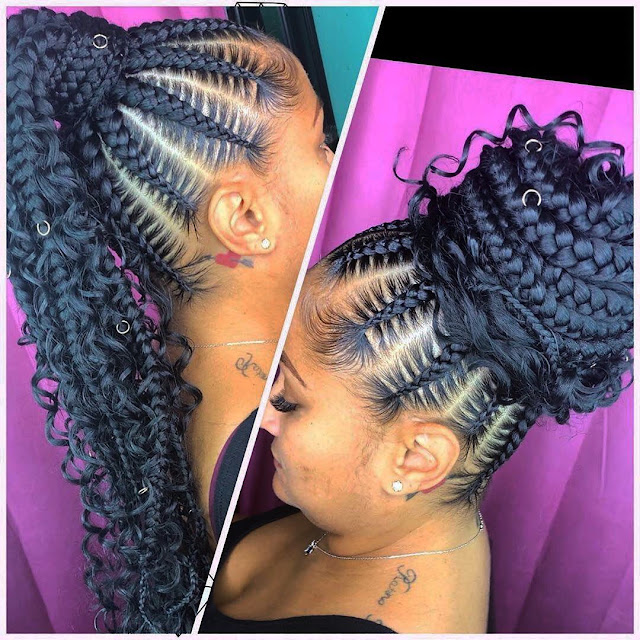2019 Latest Braided Hairstyles You Should Try