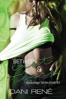 Between Lust & Tears by Dani Rene