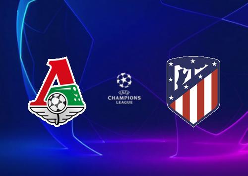 Lokomotiv Moscow vs Atletico Madrid -Highlights 03 November 2020