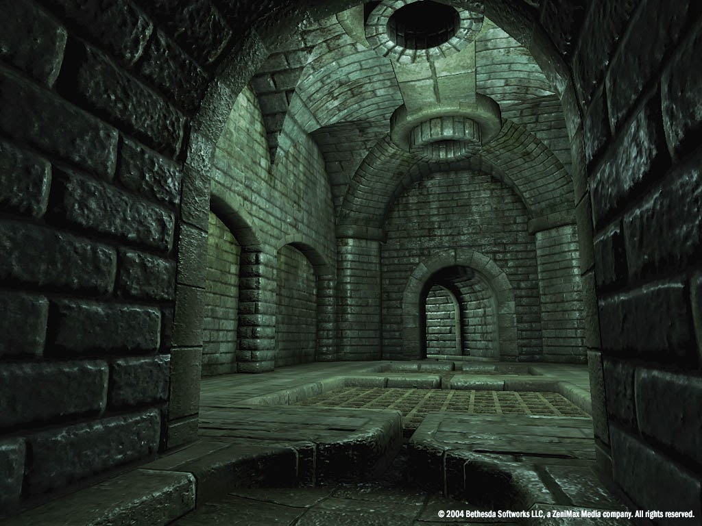 Dark room with light through door - Gm Advice Designing The Perfect Dungeon Part 1 Of 2