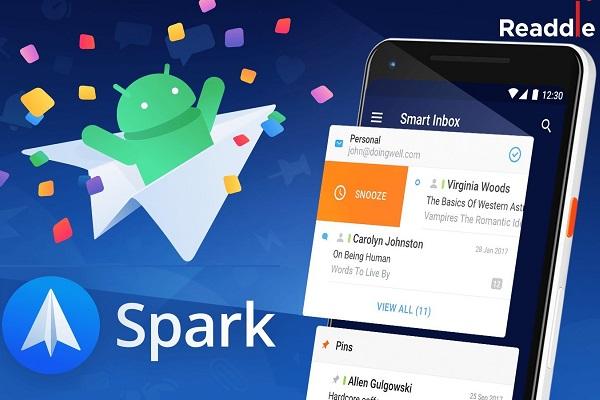 Spark - Ο απόλυτος email client για iPhone και Mac έγινε διαθέσιμος για Android