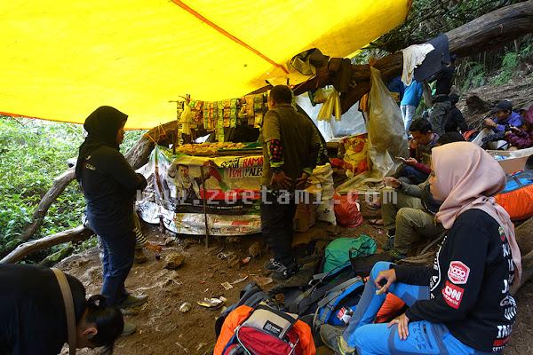 Info Pendakian Gunung Gede via Jalur Salabintana
