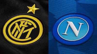 مشاهدة مباراة انتر ميلان ضد نابولي بث مباشر اليوم 16-12-2020 في الدوري الايطالي