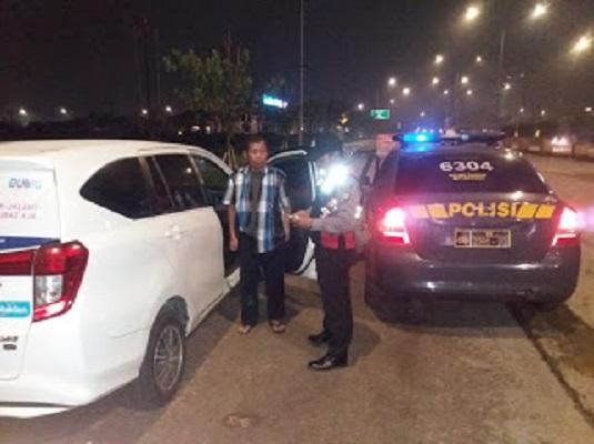 Antisipasi Gangguan Kamtibmas, Polisi Gelar Patroli Blue Light
