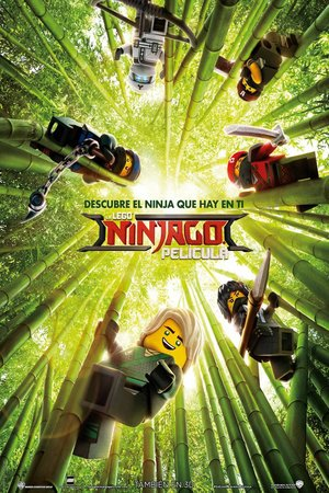 Poster The LEGO Ninjago Movie 2017