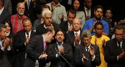 """VENEZUELA: El """"plebiscito"""" de la derecha fue un engaño al pueblo . Conozca los detalles"""