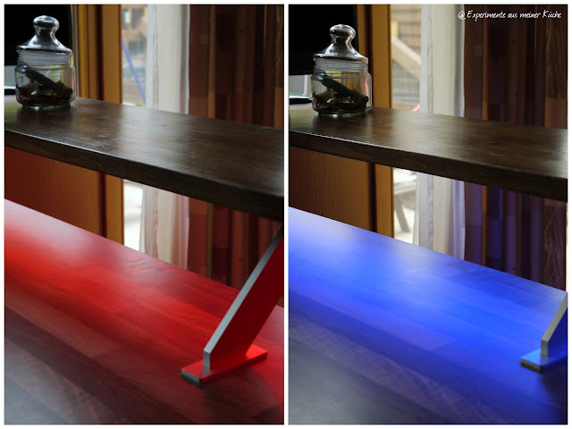 Experimente aus meiner Küche: Light up your kitchen
