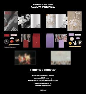 album preview
