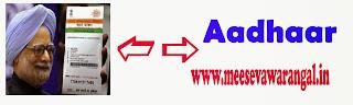 Aadhaar Card Address Change Online govt site