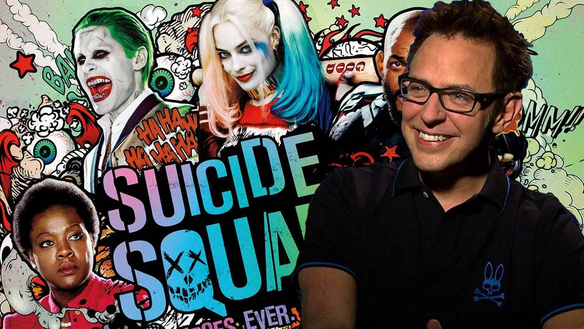 James Gunn - Esquadrão Suicida
