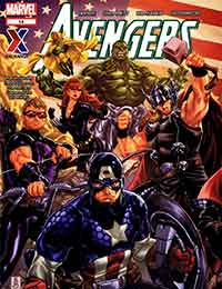 AAFES 14th Edition [The Avengers: Double Vision]