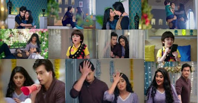 "Yeh Rishta Kya Kehlata Hai Episode 11th December 2019 Written Update "" Kartik-Naira-Kairav's Happy Moments and Leap"""