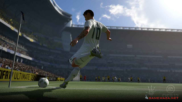 FIFA 17 Gameplay Screenshot 5