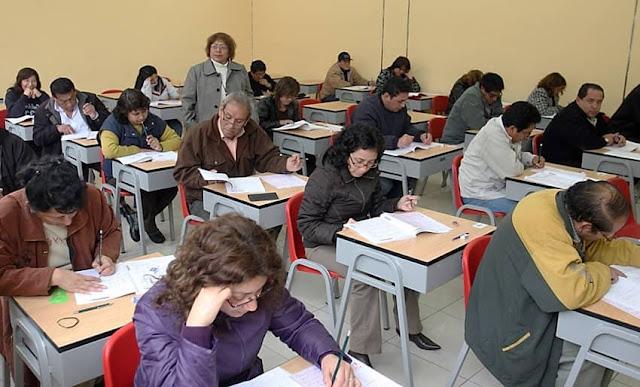 Concurso de ascenso docente 2021