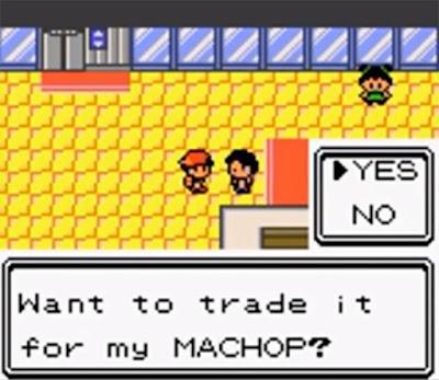Best Pokemon Game Trades