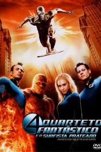 Quarteto Fantástico e o Surfista Prateado (2007) Dublado 720p