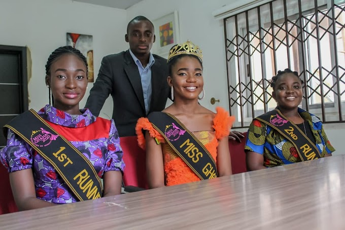 #InspirationalChat with Miss Ghana 2020 Queens. #BeInspired!