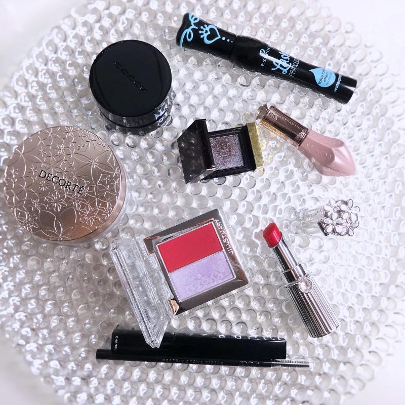 Jill Stuart Makeup haul review swatches