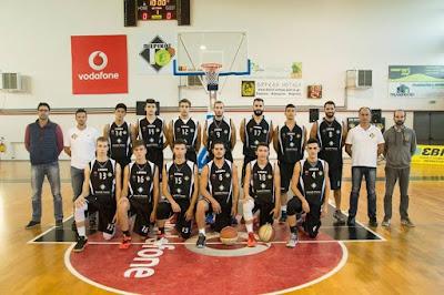 ΣΦΚ Πιερικός Αρχέλαος - ΣΑΑΚ Ανατόλια 56-66