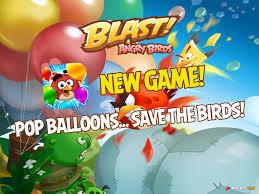 Angry Birds Blas