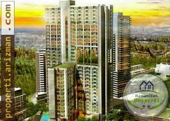 Dijual Apartemen Silktown Alam Sutera Tangerang