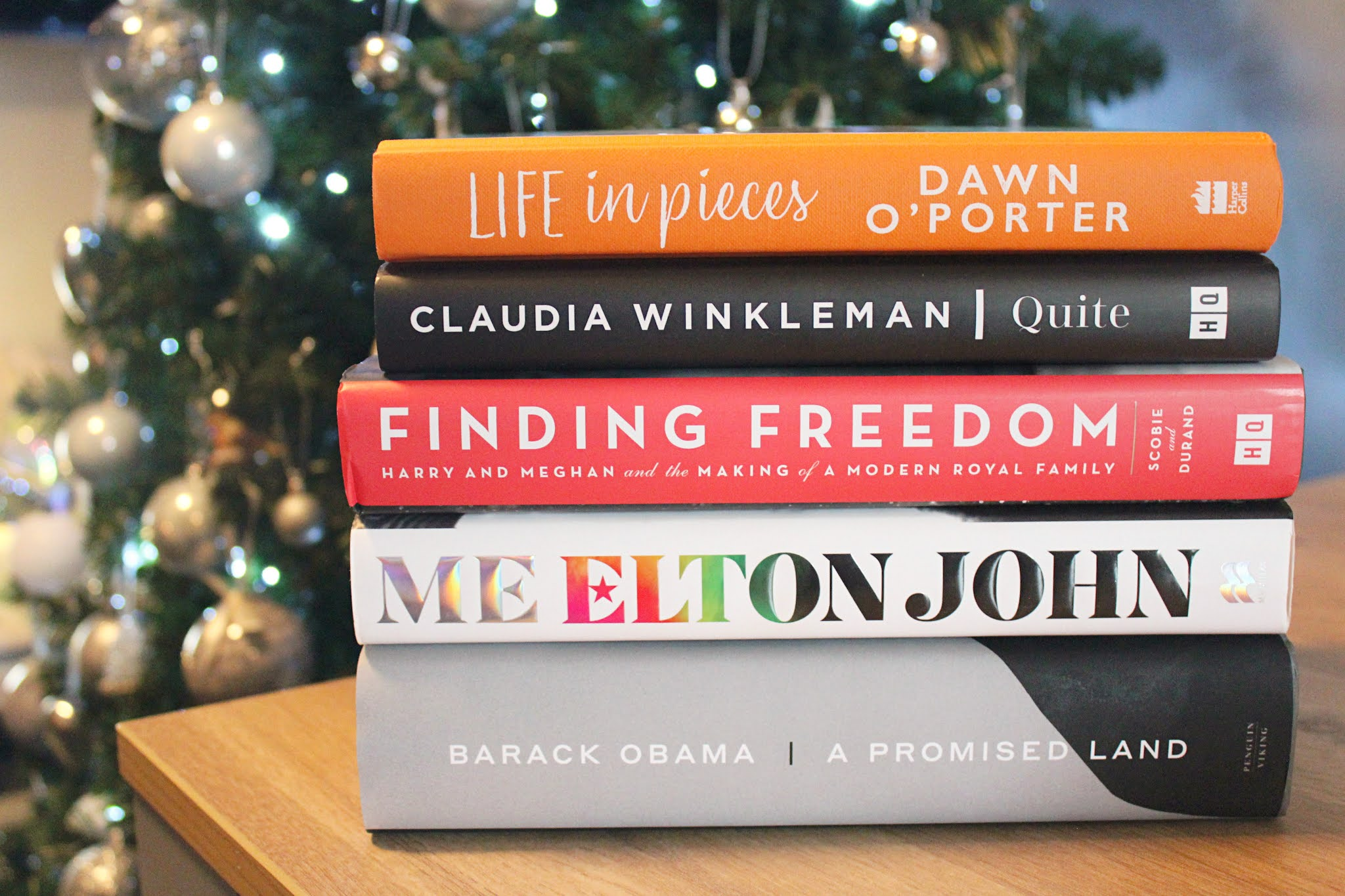 Books to Gift This Christmas | Christmas Gift Guide 2020
