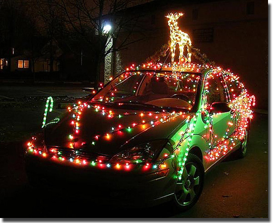 Natal Fail - As decorações mais infelizes do mundo - Natal Automotivo