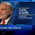 Billionaire Investor Carl Icahn Repels Apple Shares