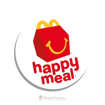Happy Meal Logo Vector