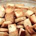 Σπιτικά Κρουτόν για σαλάτες και σούπες (video)