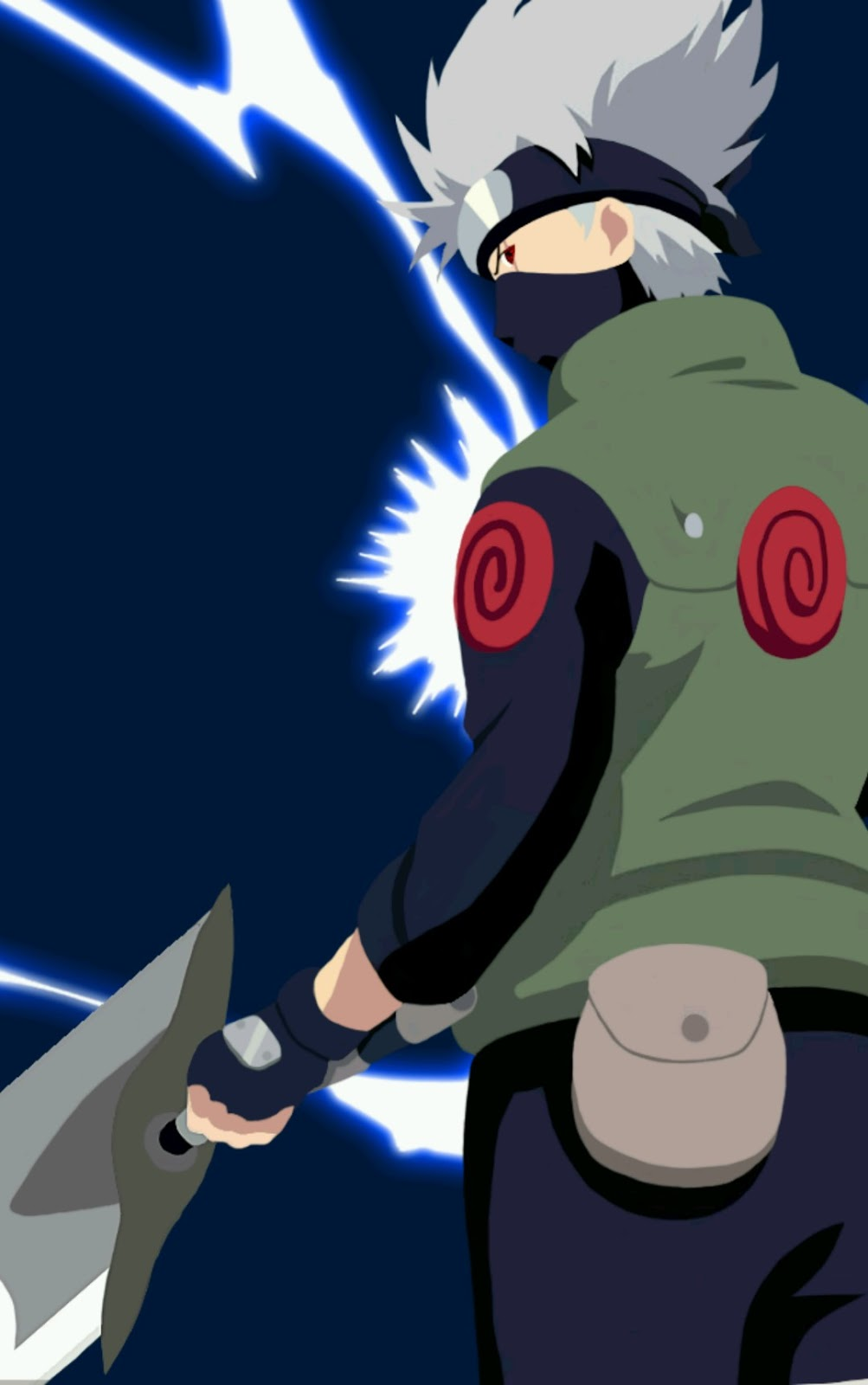 11 Download Wallpaper hatake kakashi vector untuk Android dan Whatsapp