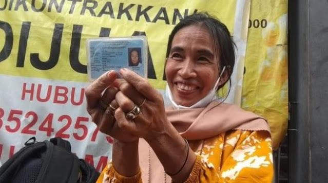 Perempuan Mirip Jokowi Viral, Ingin Bertemu Jokowi